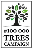 #100 000 Trees Campaign